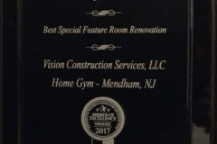 Custom Home Gym, Mendham, NJ
