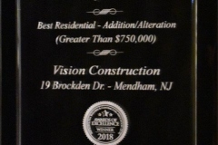 Home Renovation Mendham Twp, NJ